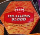 HEM dragons blood